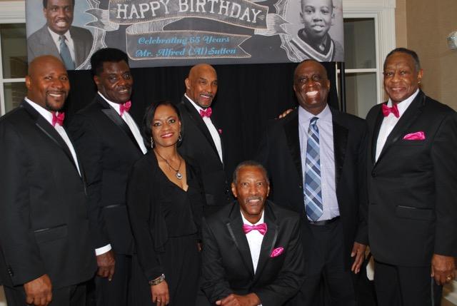 Mr. Al Sutton Celebrates his 65th Birthday in Style